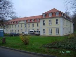 Brandschutzkonzept Branschutzbauleitung - Predigerseminat - Hofgeismar